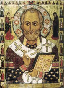 Nikolaus-von-Myra-Alexa-Petrow-1294-Museum-Nowgorod