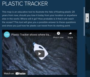 Plastic Tracker
